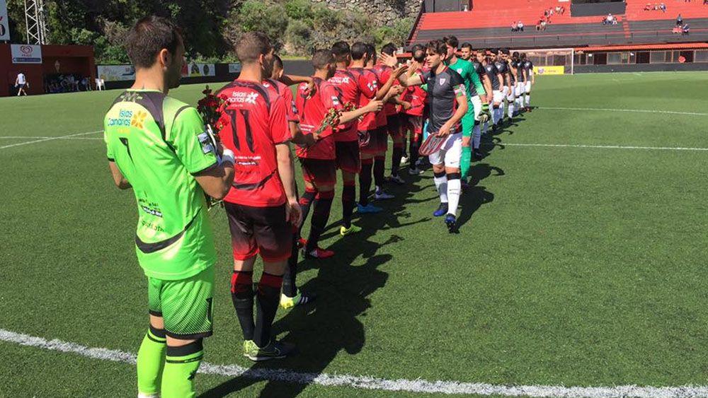 Triunfo vital del CD Mensajero frente al Bilbao Athletic