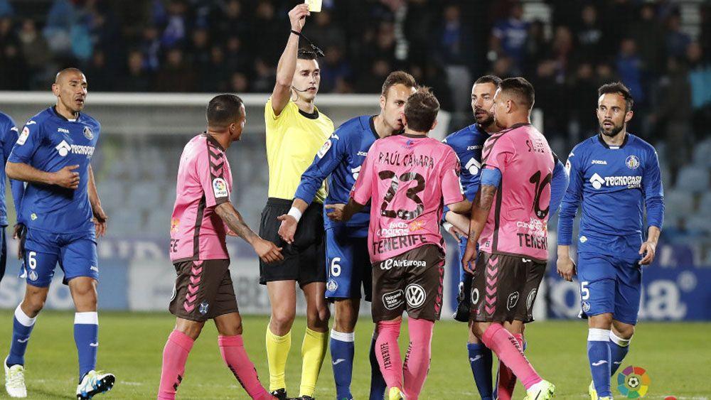 Así vivimos el empate entre Getafe CF y CD Tenerife