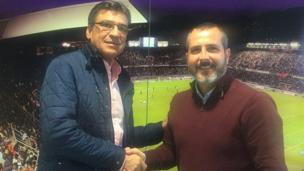 El CD Tenerife incorpora a Julio Durán a su área de fútbol base