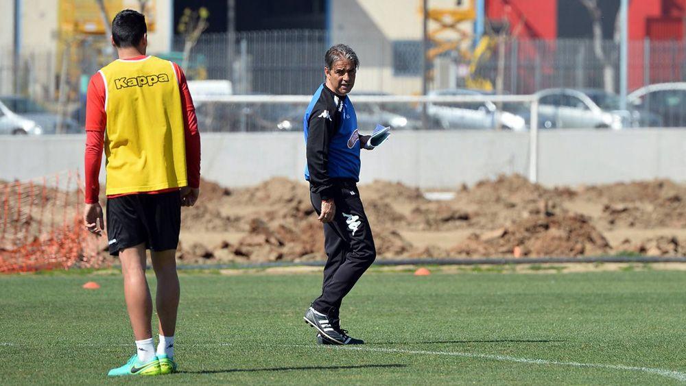 """Natxo González: """"Conocemos los números del CD Tenerife en su campo, pero las estadísticas están para romperlas"""""""