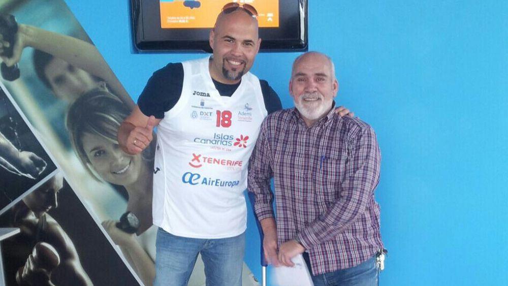 ADEMI Tenerife viaja a Murcia con la victoria como claro objetivo
