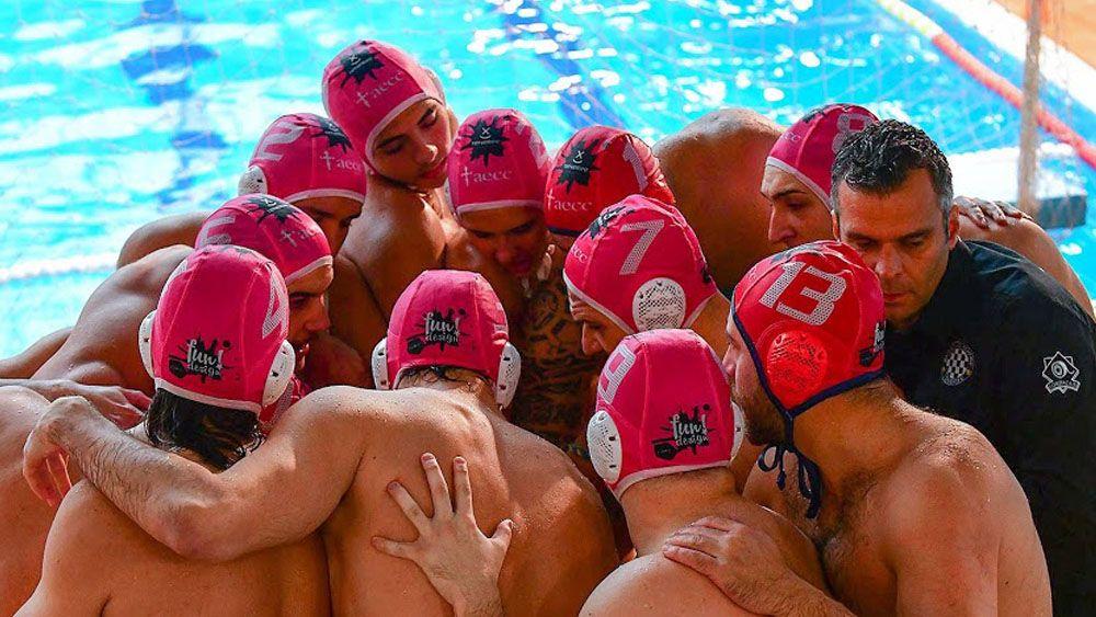 El CN Echeyde, nuevo equipo de la División de Honor de waterpolo