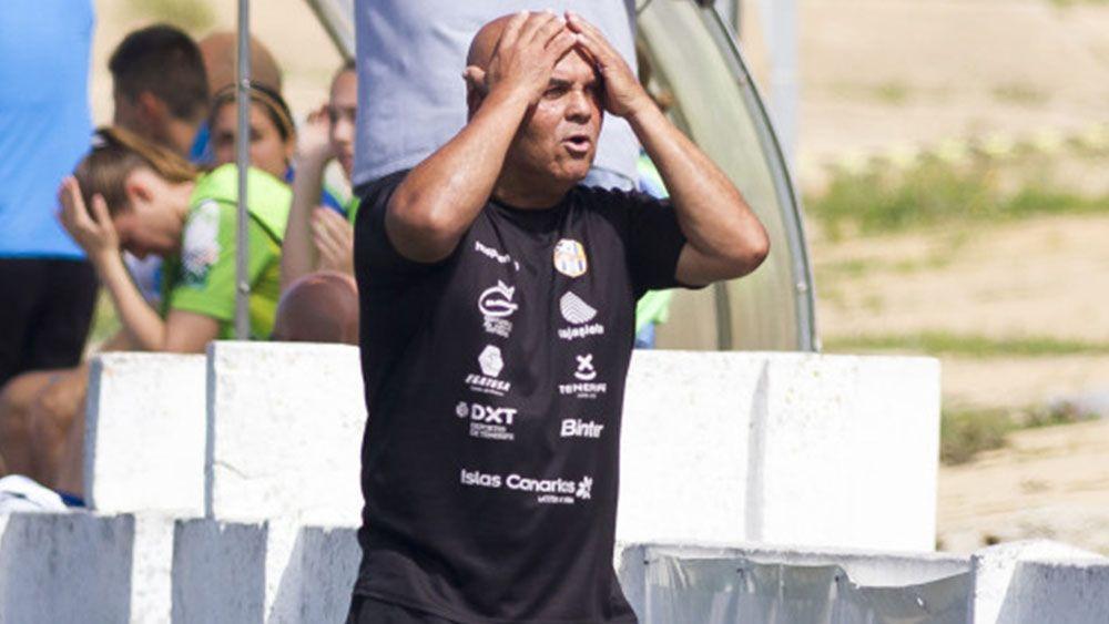 """Ayala: """"Nos faltó mala leche, y no tuvimos suerte cara a gol ante el Atlético de Madrid"""""""