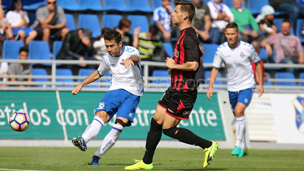 Así vivimos la derrota del CD Tenerife ante el Reus Deportiu