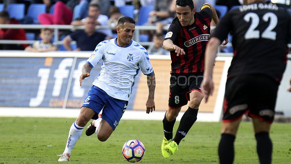 Pocos antecedentes entre CD Tenerife y CF Reus