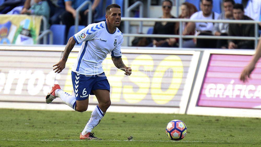 """Vitolo: """"Nadie es profeta en su tierra, pero me quedo con mis números en el CD Tenerife"""""""