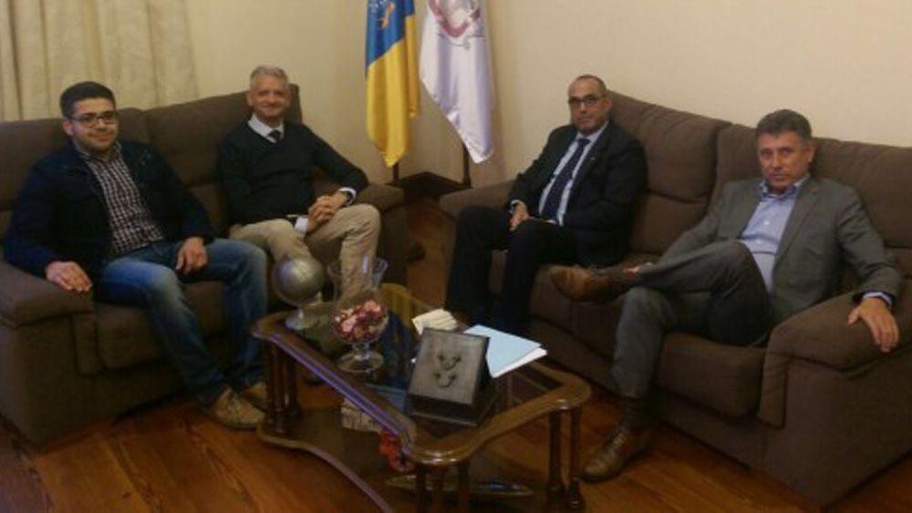 El CD Tenerife inicia los primeros encuentros de su Proyecto +Base