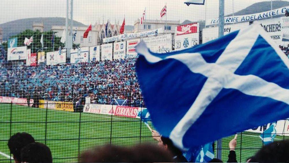 La apuesta de Johan Cruyff con Stoichkov ante el CD Tenerife