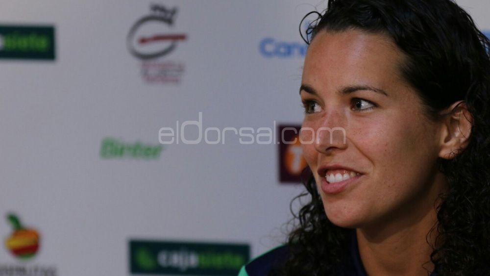 La UDG Tenerife seguirá contando con la clase de Silvia Doblado