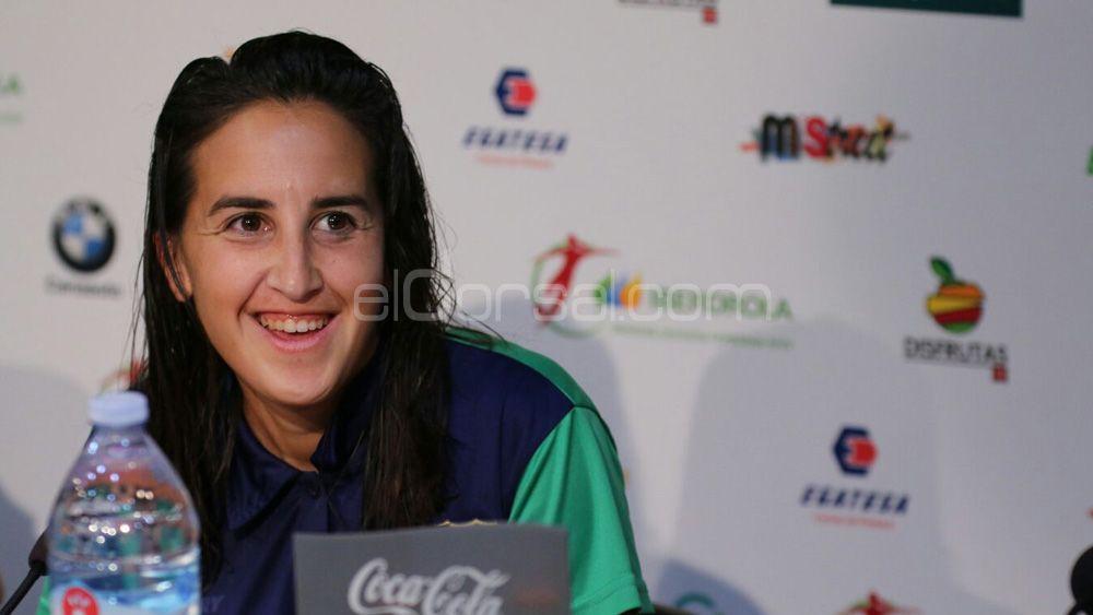 Virgy García, entre las más destacadas de la jornada en la Liga Iberdrola