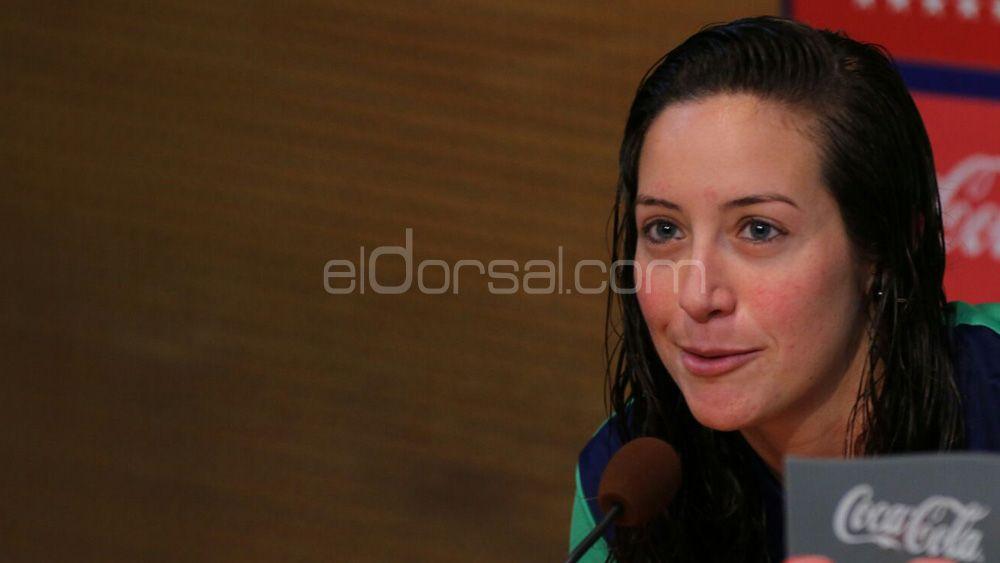 "Ana González: ""Necesitamos a la afición para poder ganar este domingo en casa"""