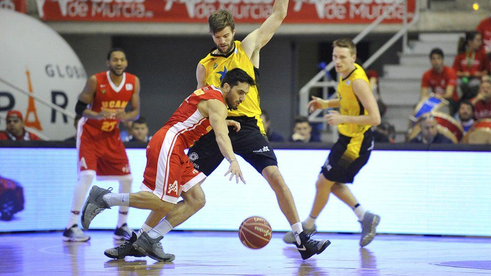 La derrota de un irreconocible Iberostar Tenerife en Murcia