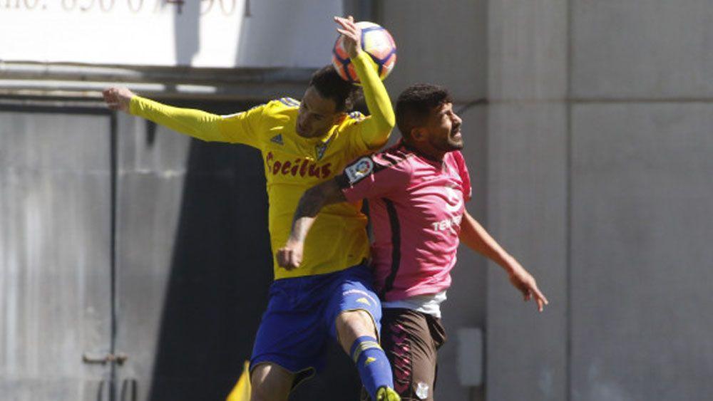 ¿Quién fue el mejor del CD Tenerife ante el Cádiz?