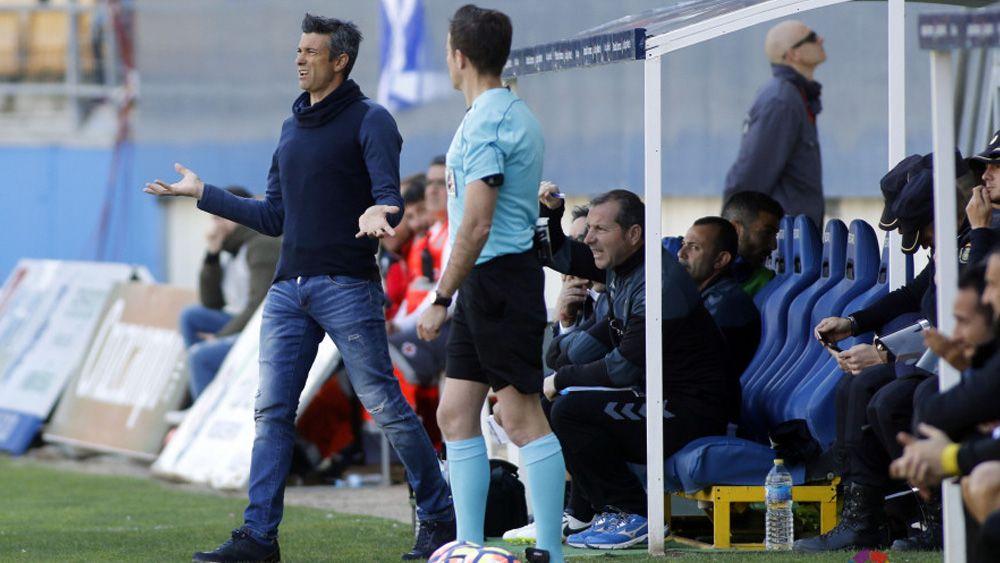 "Martí: ""El CD Tenerife ha recibido la recompensa a un gran trabajo, la victoria ha sido merecida"""