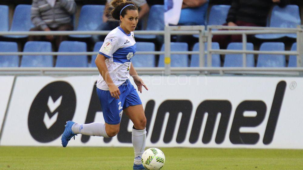 Patricia Gavira renueva con la UDG Tenerife