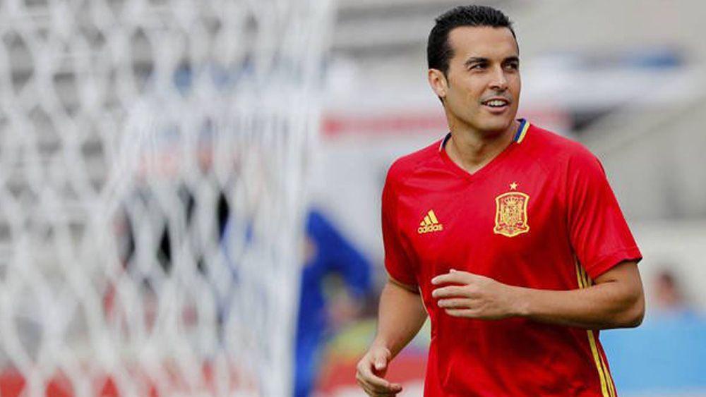 Pedro vuelve a La Roja reconquistando Saint-Denis