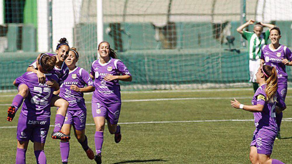 La UDG Tenerife tira de fe para ganar al Betis y poner pie y medio en la Copa de la Reina