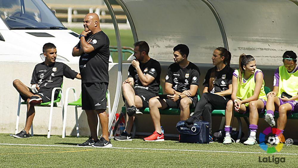 """Toni Ayala: """"Le tenemos cogida la medida al Betis, el triunfo ha sido merecido"""""""