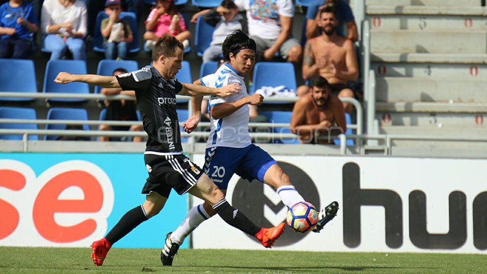 Así vivimos el fantástico triunfo del CD Tenerife ante el Real Oviedo