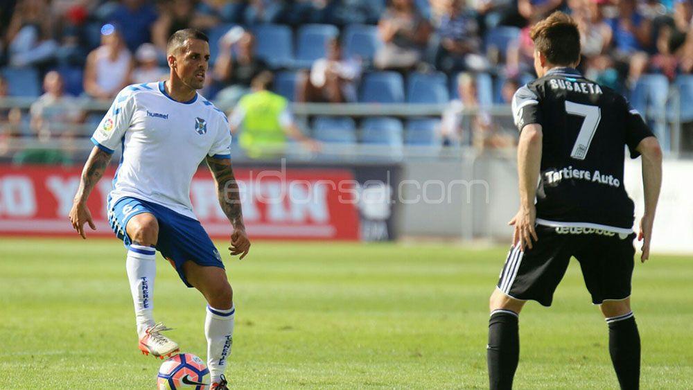 El 'uno por uno' del CD Tenerife contra el Real Oviedo