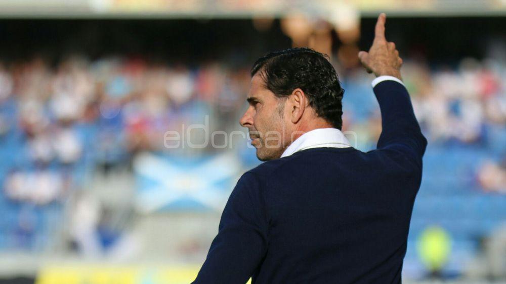 """Fernando Hierro: """"No voy a hacerme el mártir hablando sobre la jugada del penalti y el árbitro"""""""