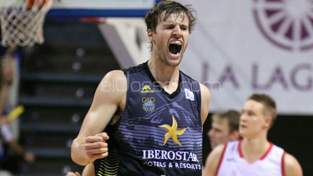 Doornekamp abandona el Iberostar Tenerife y ficha por el Valencia Basket de Vidorreta