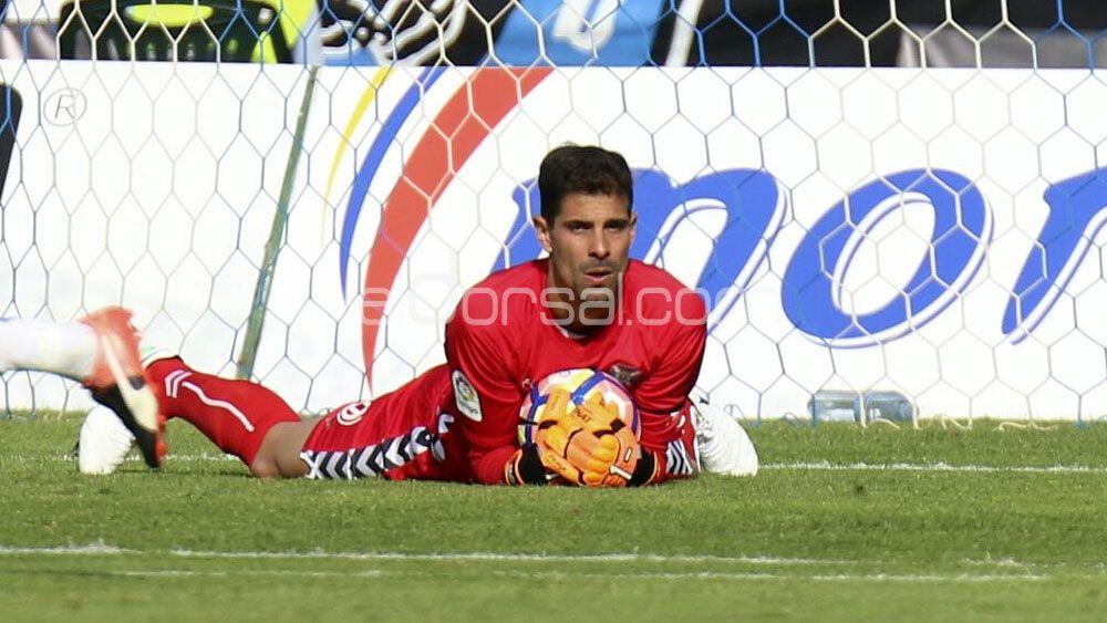 El CD Tenerife es el equipo menos goleado de la zona de playoff