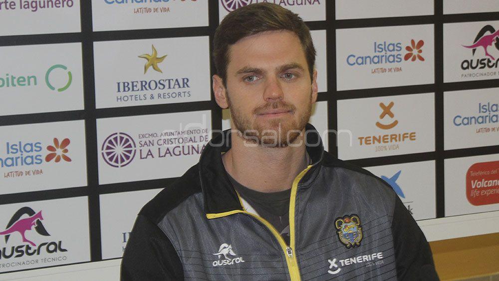"""Hanley: """"De momento solo pensamos en Andorra y no en la Final Four"""""""
