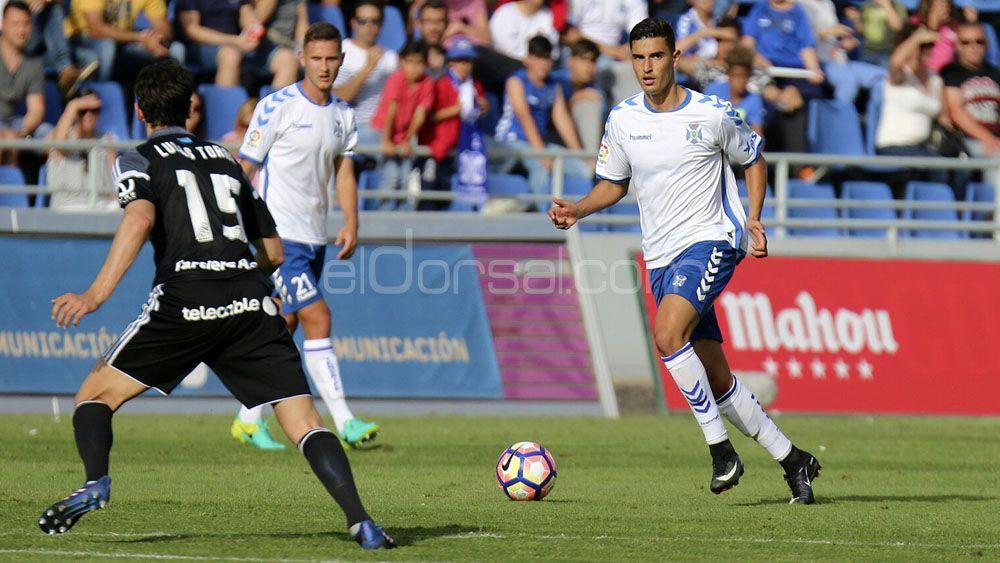 La afición del CD Tenerife quiere trivote ante la SD Huesca