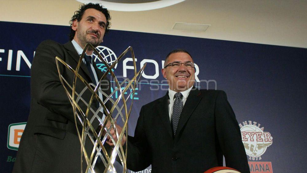 Nuevos packs a la venta para la Final Four de la Basketball Champions League
