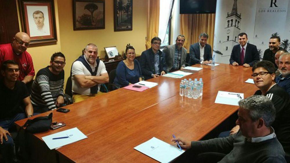 El CD Tenerife celebra el segundo encuentro sobre su Proyecto +Base
