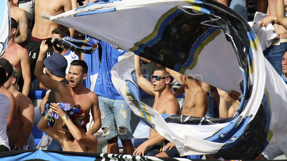La grada Popular agota todas sus localidades para el CD Tenerife – Girona