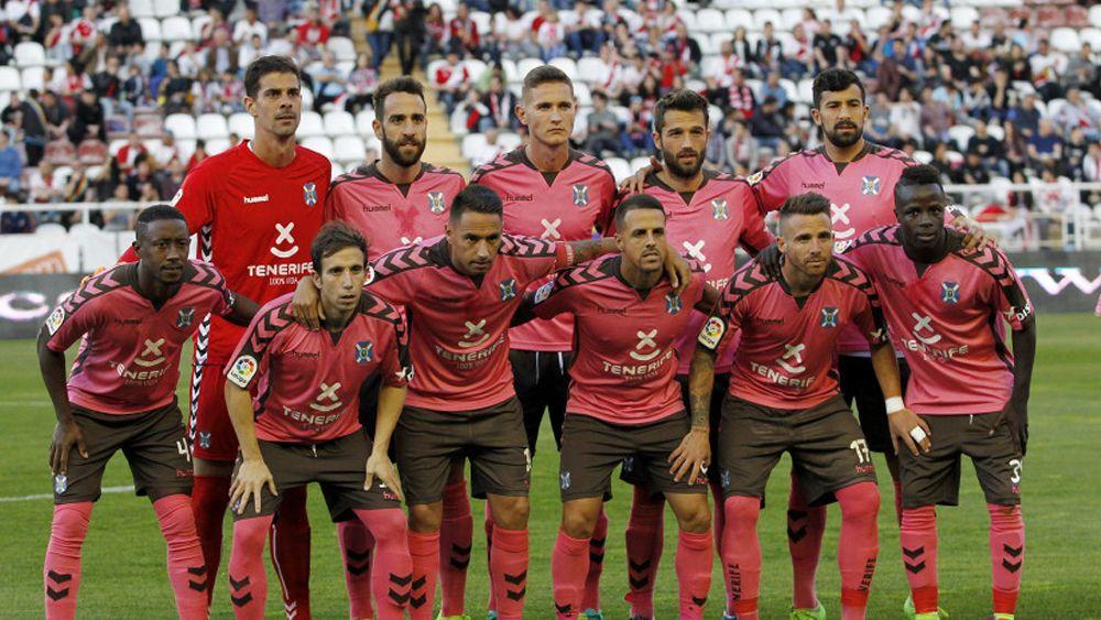 El 'uno por uno' del CD Tenerife contra el Rayo Vallecano