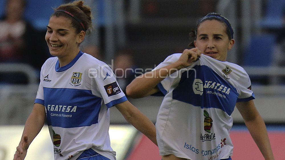 La UDG Tenerife, a solo un paso de la Copa de la Reina