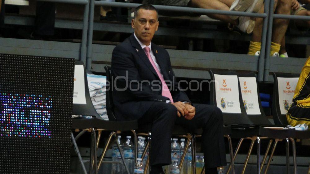 El ex de Iberostar Tenerife Alejandro Martínez vuelve a la ACB