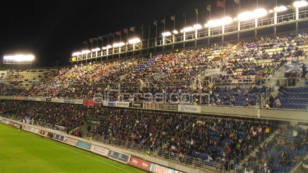 No hay billetes para el CD Tenerife – Girona