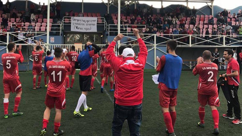El CD Santa Úrsula dinamita la lucha por la salvación, y la UD Ibarra es equipo virtual de playoff