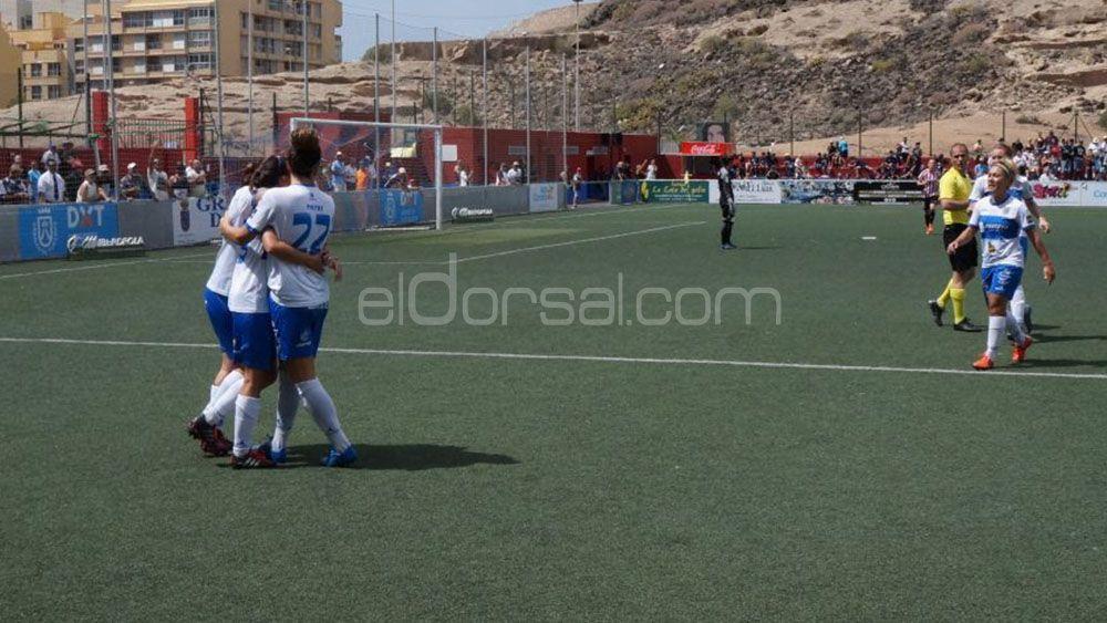 Dulce derrota de la UDG Tenerife ante el Valencia CF