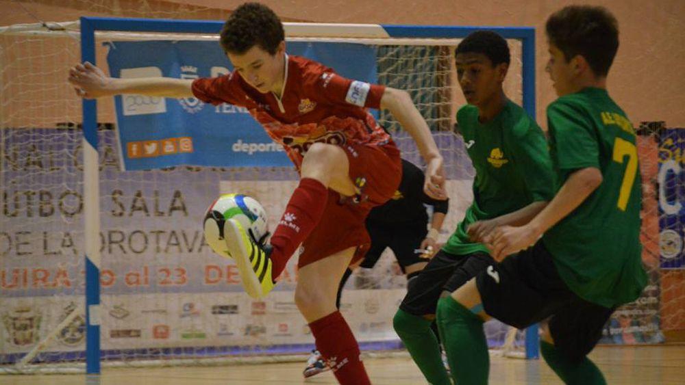 El Pozo Murcia, campeón del III Torneo Internacional de Fútbol Sala Infantil Villa de La Orotava