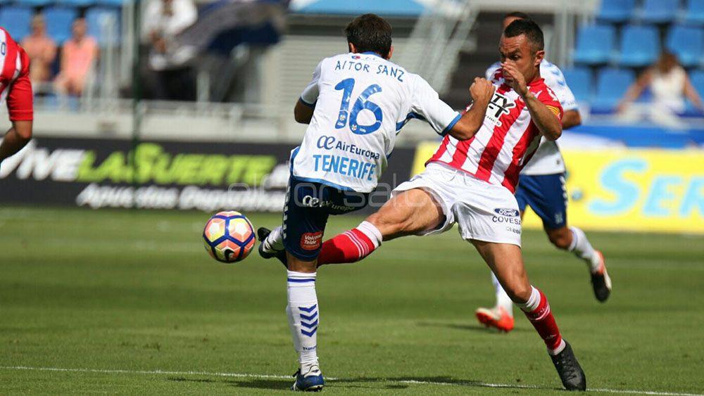 Así vivimos el empate entre CD Tenerife y Girona