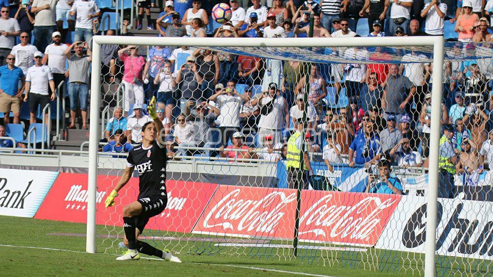 La gran remontada del CD Tenerife se queda sin premio