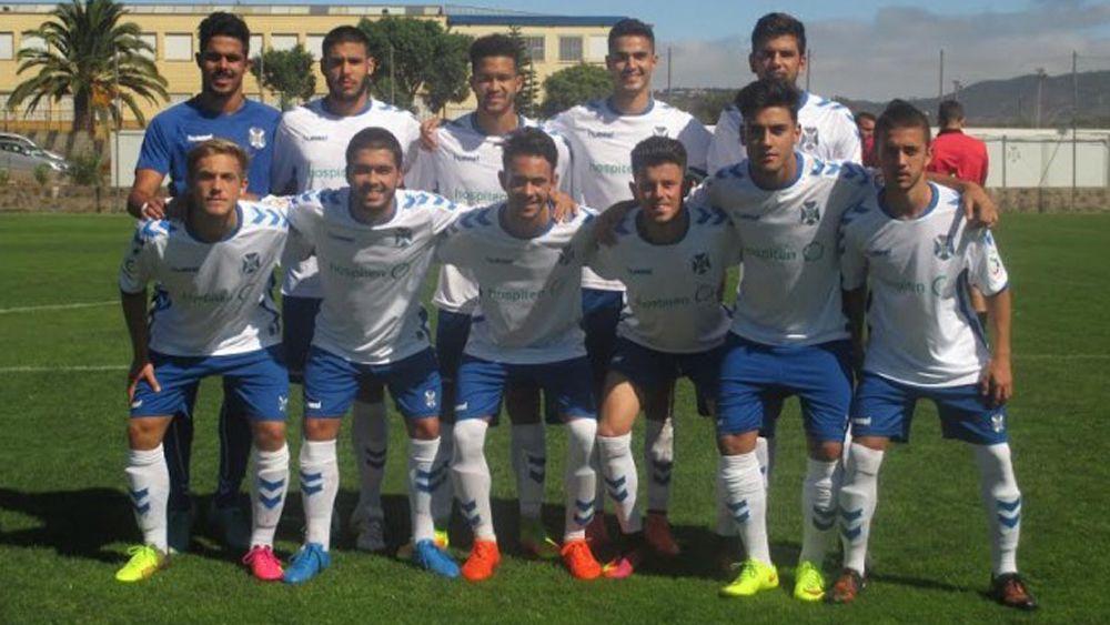 El Atlético de Madrid, rival del CD Tenerife en la Copa del Rey juvenil