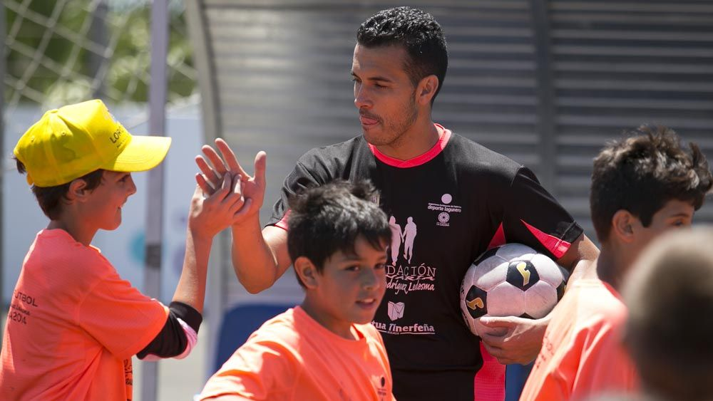 Pedro, premio a la solidaridad