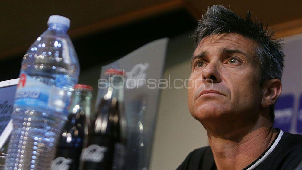 """Martí: """"Nos vamos con la sensación de haber perdido. Es un día jodido para el CD Tenerife"""""""