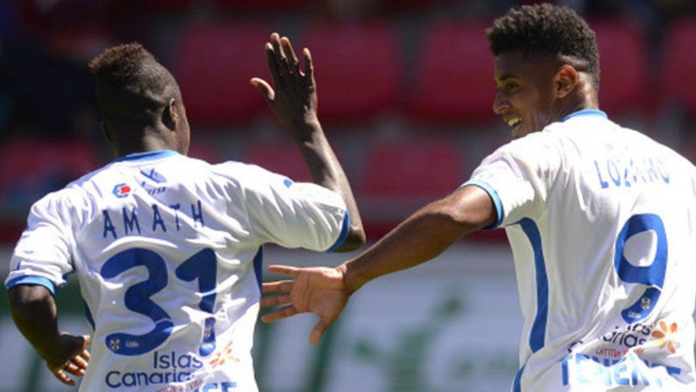 El reencuentro de Choco Lozano con el gol