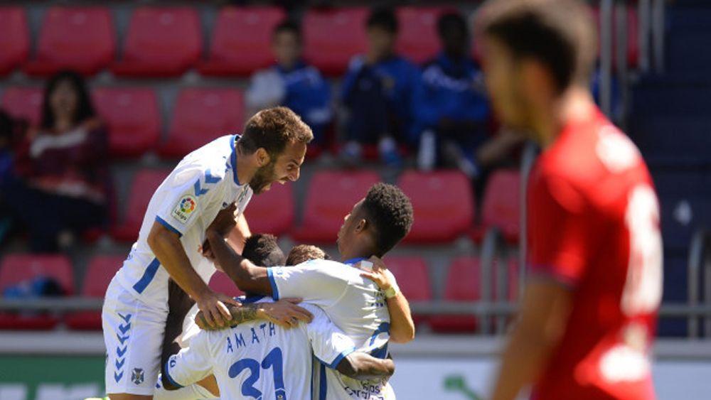 El CD Tenerife amplía su mejor racha de la temporada como foráneo