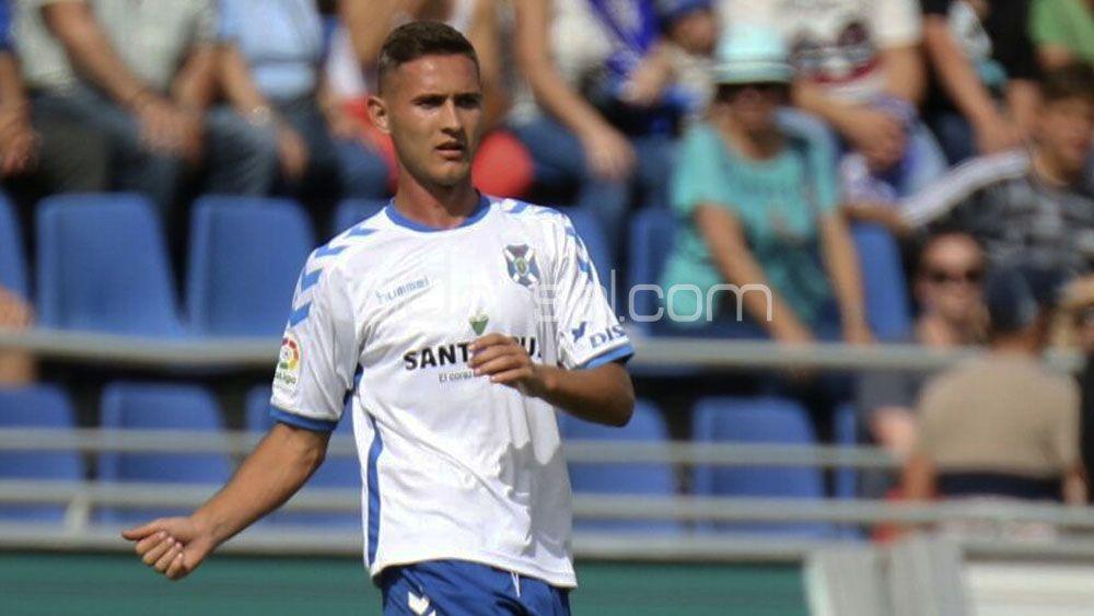 """Jorge Sáenz: """"Me debo al CD Tenerife y no tengo ojos para otros equipos"""""""