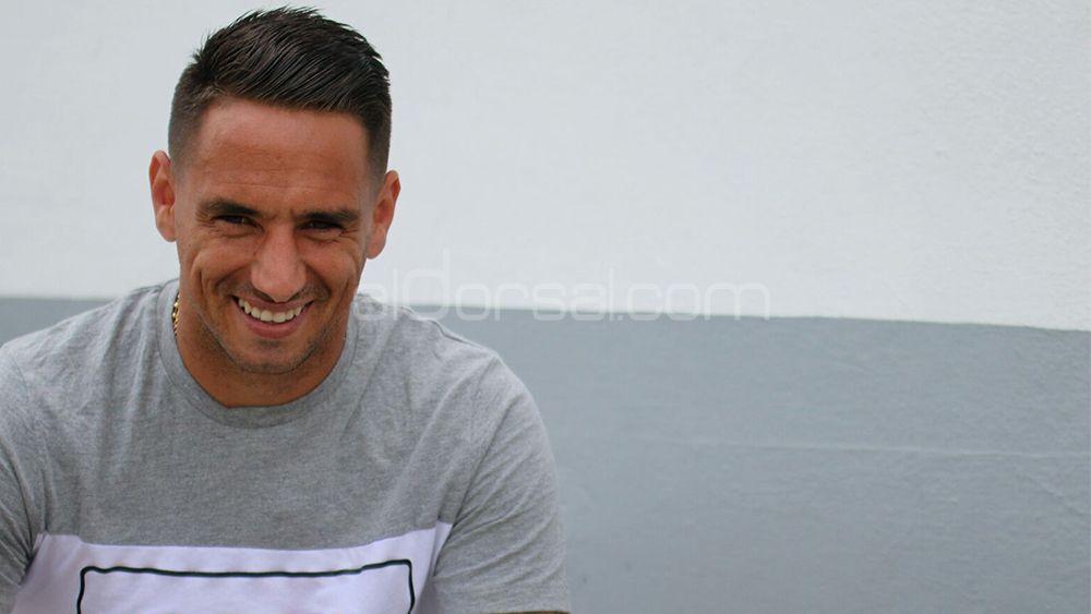 """Suso: """"Creo que ningún equipo querrá verse con el Tenerife en playoffs"""""""