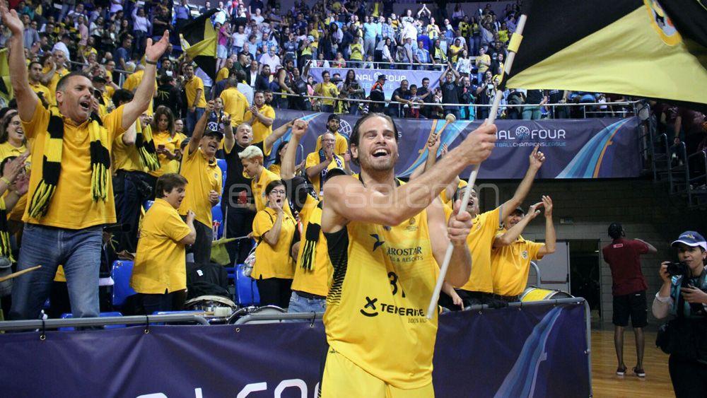 Georgios Bogris cambia el Iberostar Tenerife por Olympiacos
