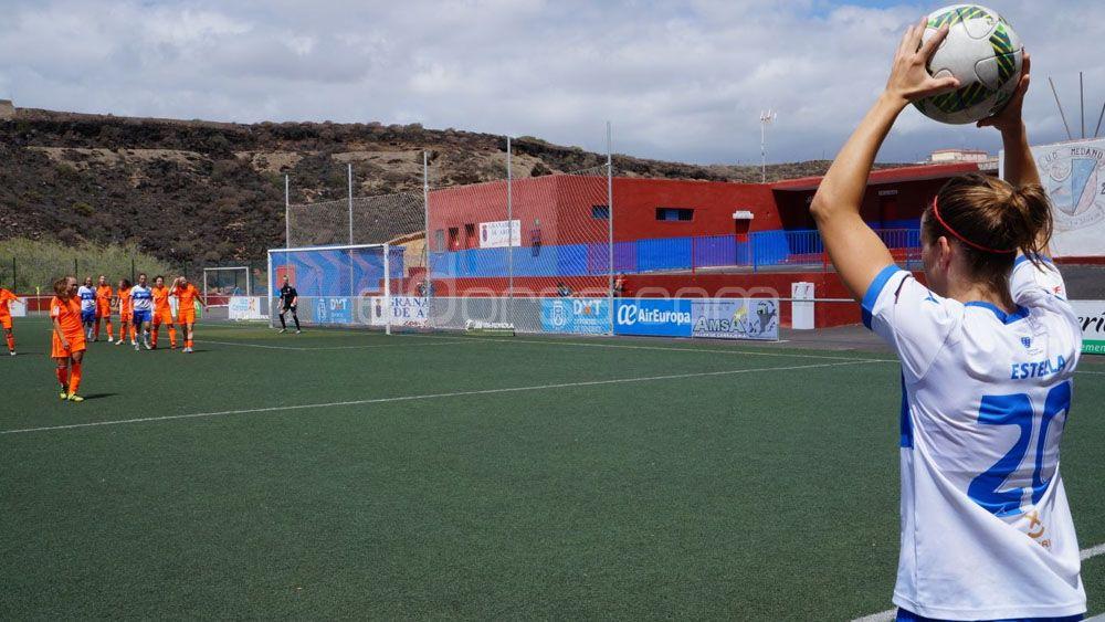 Así vivimos la derrota de la UDG Tenerife ante el Valencia
